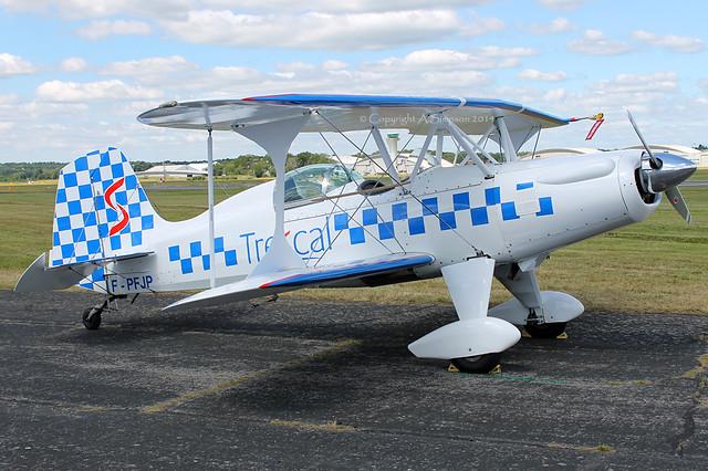 Privately Owned - F-PFJP - Farnborough Airport (EGLF/FAB)