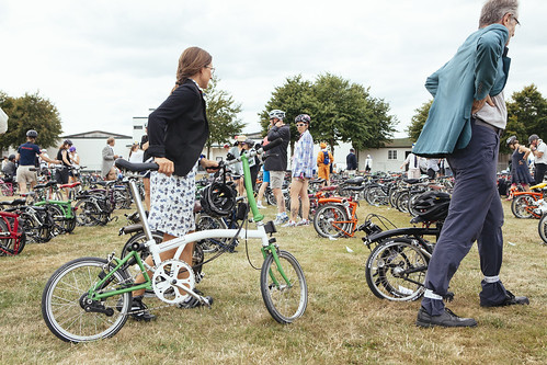 BWC 2014 | by Brompton Bicycle