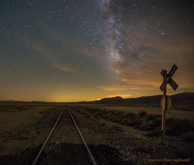 Railroad to the Stars