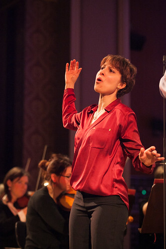 Mezi snem a realitou // Hvězdy barokní opery / Baroque Opera Stars // 18.2.2014