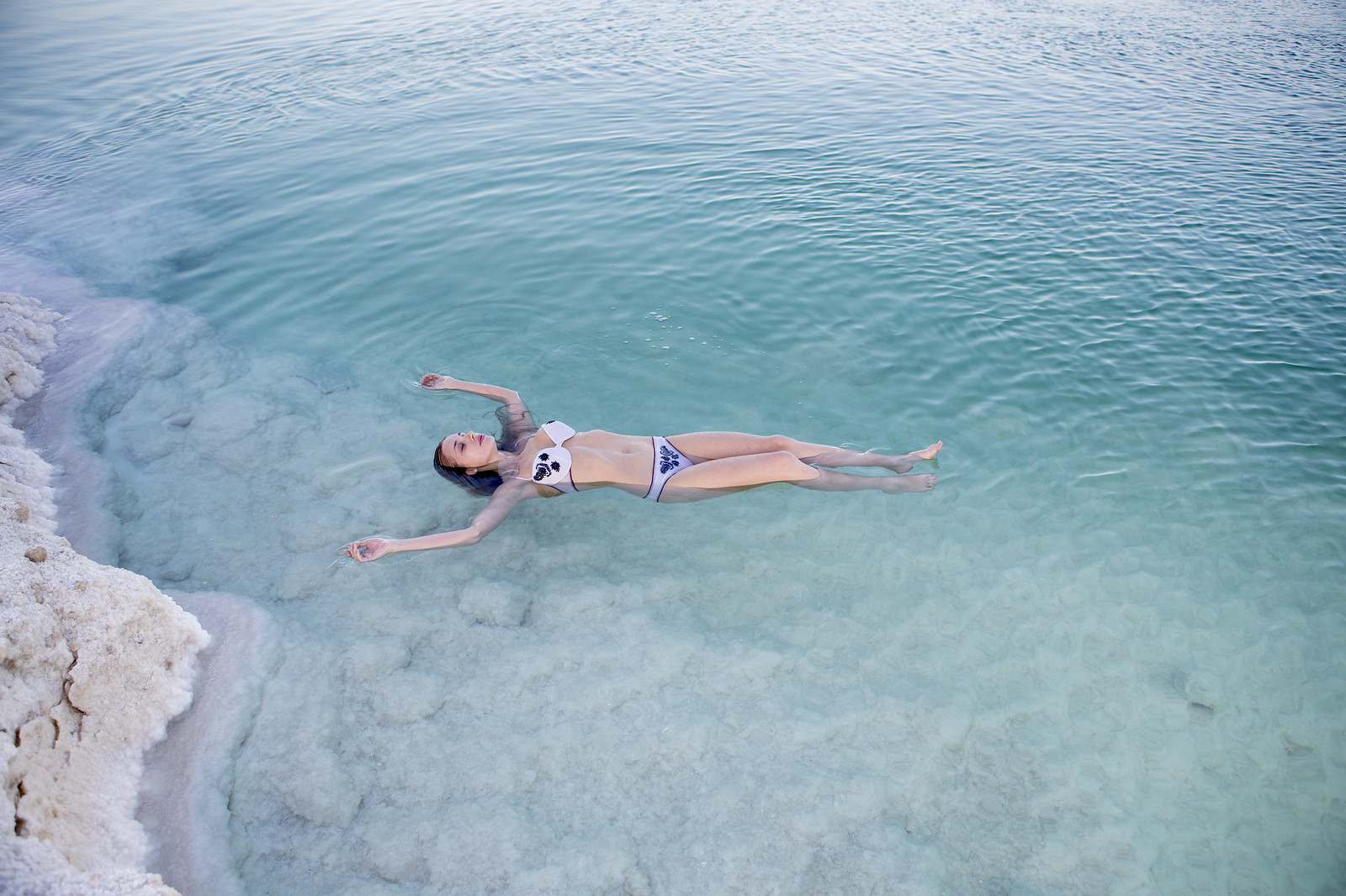 Floating in the Dead Sea 3_34C6537_Itamar Grinberg_IMOT