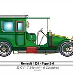 1909-Type BH