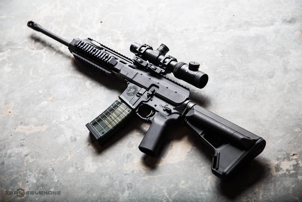 Battle Arms Development BAD-15 Lower Receiver with Faxon F