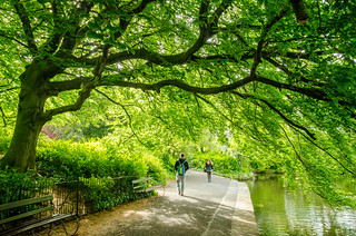 St Stephen's Green | by jeffwarta