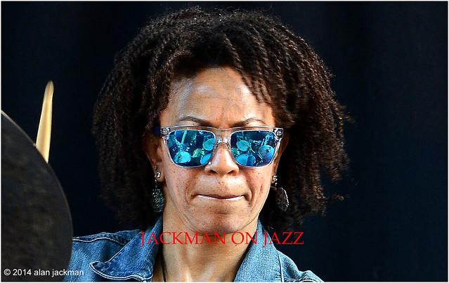 Cindy Blackman Santana, Cindy Blackman Santana Quartet, 2014 Charlie Parker Jazz Festival