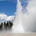 Grand Geyser (Grand Group, Upper Geyser Basin, Yellowstone Hotspot Volcano, nw Wyoming, USA)
