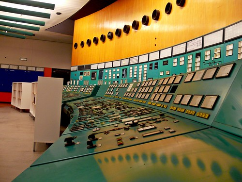 Old control room, Amagerværket | by Chris Alban Hansen