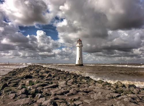 New Brighton Lighthouse (18/08/2014)