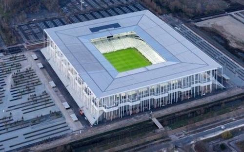 Euro 2016: lo splendido stadio di Bordeaux | by NazionaleCalcio