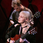 Wed, 01/03/2017 - 7:27pm - Laura Marling performs live on WFUV Radio and before a lucky audience of WFUV Members, Rockwood Music Hall in New York City, March 1, 2017. Hosted by Carmel Holt. Photo by Gus Philippas