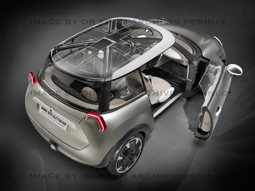 MINI 2011 Rocketman Concept
