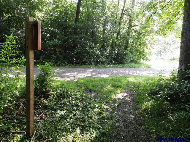 12-06-2014 Dronten Roggebotzand  20 Km (8)