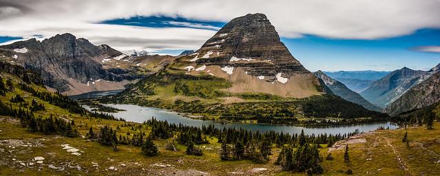 Glacier NP Panorama