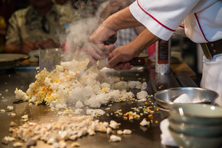 Making fried rice | by charlie617