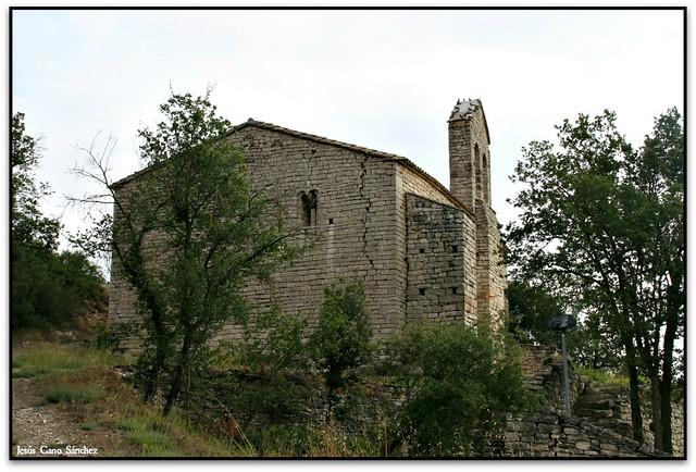 Església de Santa Maria, Gàver (la Segarra)