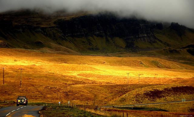 The journey - Isle of Skye