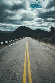 salí de la ruta