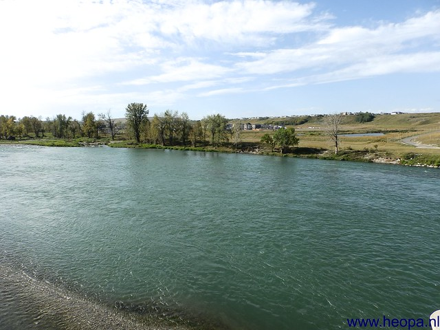 16-09-2013 De Vallei - fishcreek wandeling 36 Km  (5)