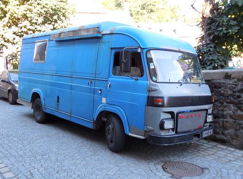 Saviem Panel Van | by Spottedlaurel