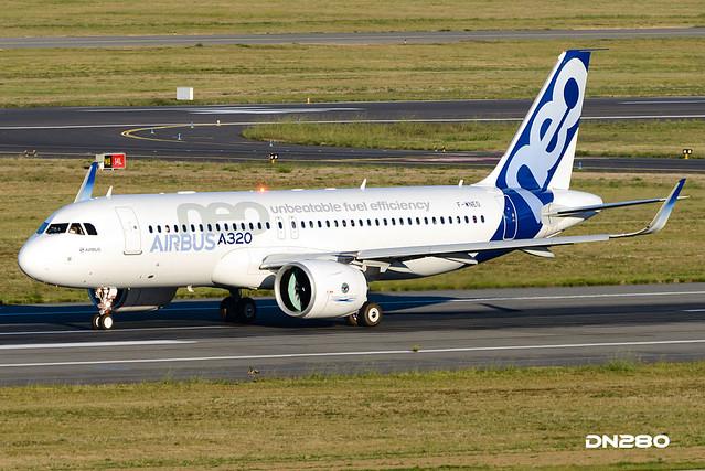 Airbus A320-271N msn 6101