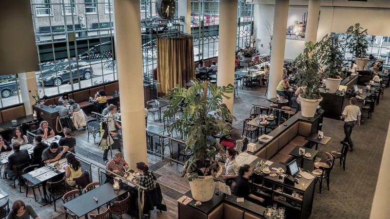 Cafe Brasserie Dudok