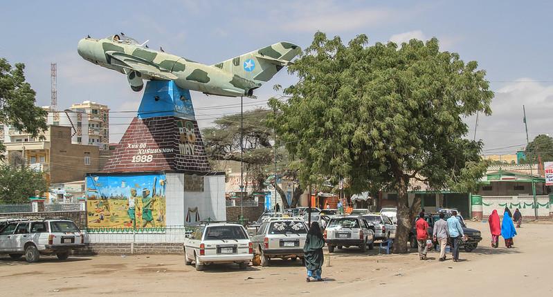 Somaliland Independence Memorial
