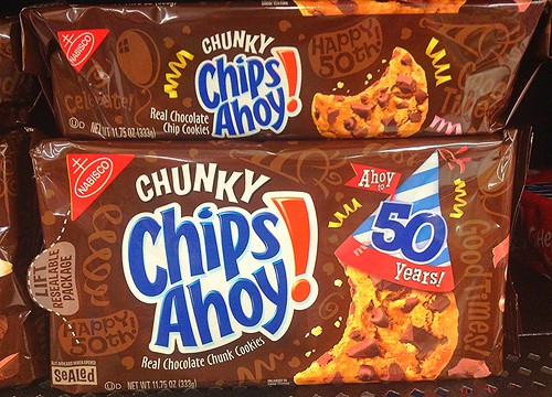 Chips Ahoy! Chunky Cookies 50Th Anniversary | by JeepersMedia