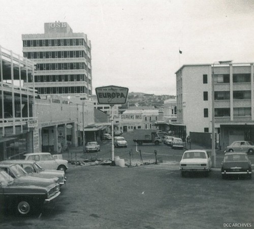 Moray Place c1960s | by Dunedin City Council Archives