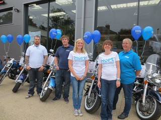 SYCAMORES UPPINGHAM   by Hope Against Cancer