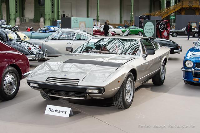 Maserati Khamsin - 1978