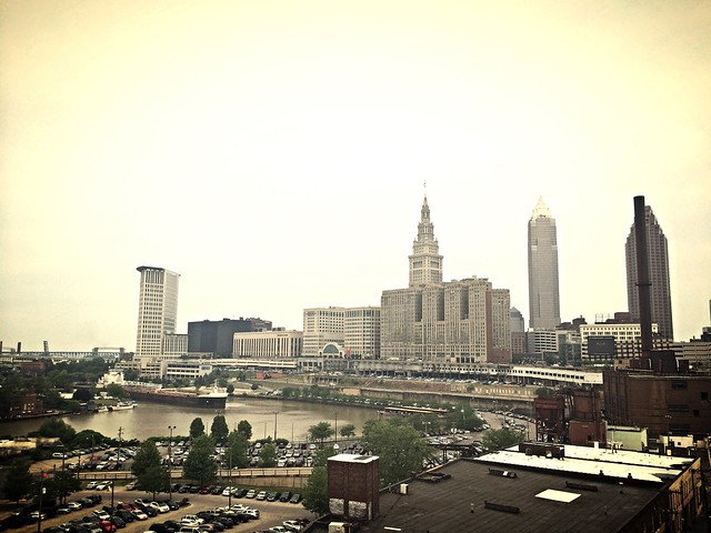 Hello Cleveland. #ThisIsCLE