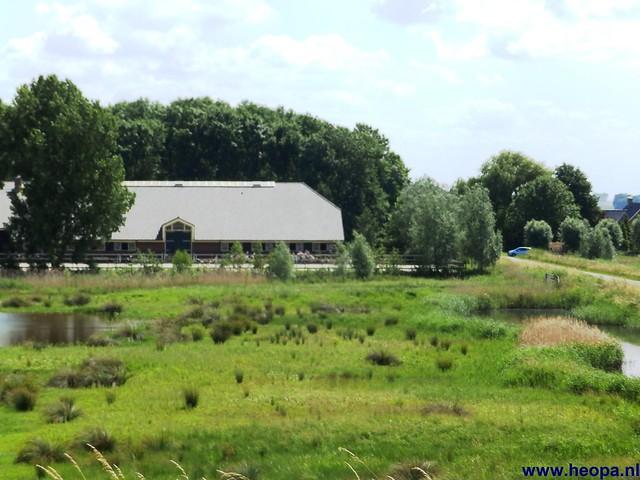 12-06-2014 Dronten Roggebotzand  20 Km (51)