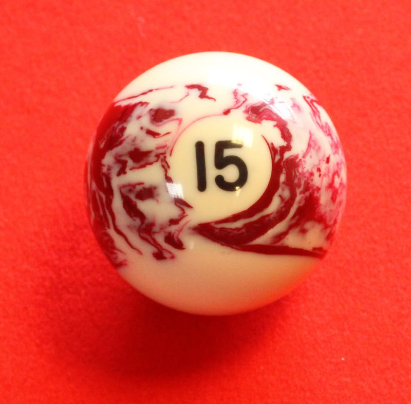 Pool Ball No. 15