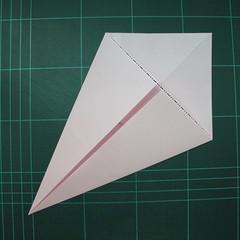 การพับกระดาษเป็นไดโนเสาร์ทีเร็กซ์ (Origami Tyrannosaurus Rex) 003