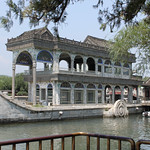 The Marble Boat (Qing Yan Fǎng) at the Summer Palace