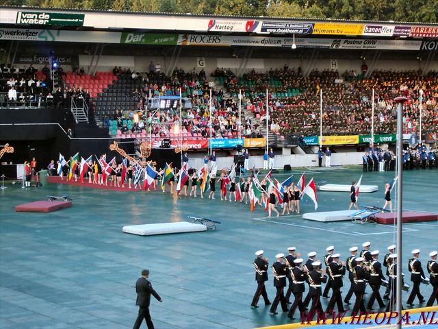 19-07-2009    Aan komst & Vlaggenparade (65)