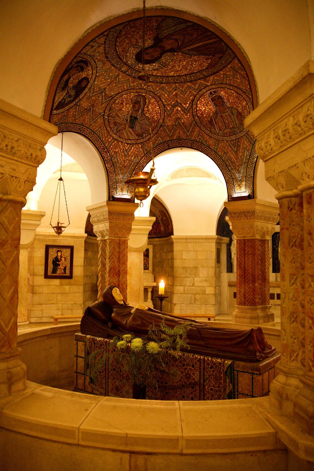 Jerusalem_Dormition Abbey_7_Noam Chen_IMOT