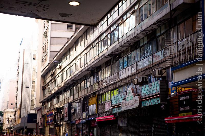 São Paulo vista de dentro