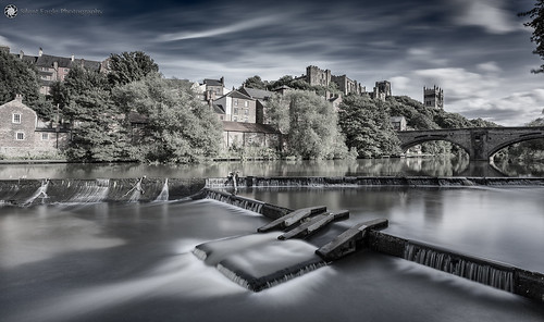 castle canon landscape photography big long exposure silent durham cathedral eagle north east filter lee sep stopper copyright© silenteaglephotography silenteagle09