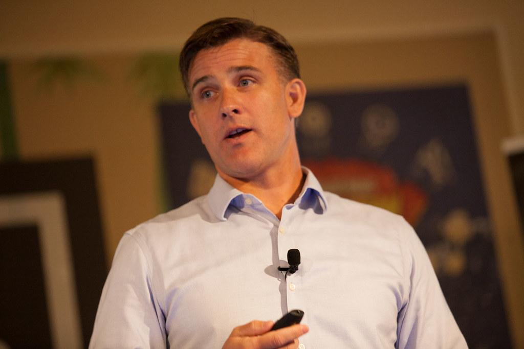 Sean Ellis | Sean Ellis, who coined the term growth hacking,… | Flickr