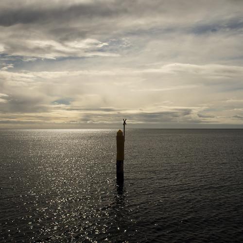 sea seascape water australia olympus victoria stleonards omd portphillipbay em5