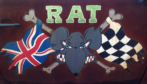 RAT | by micky the pixel