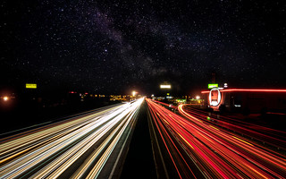 Highway to the stars | by zeitfaenger.at