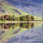 Buttermere - The Lake District, Cumbria (Panorama)