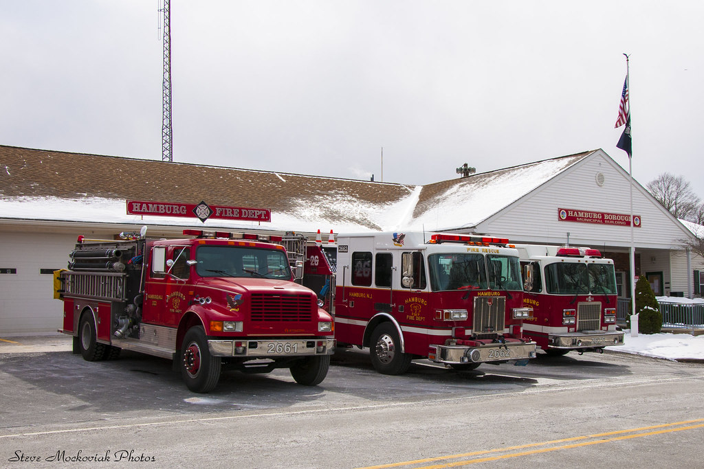 Hamburg NJ Fire Department_5967 | The Hamburg New Jersey Fir