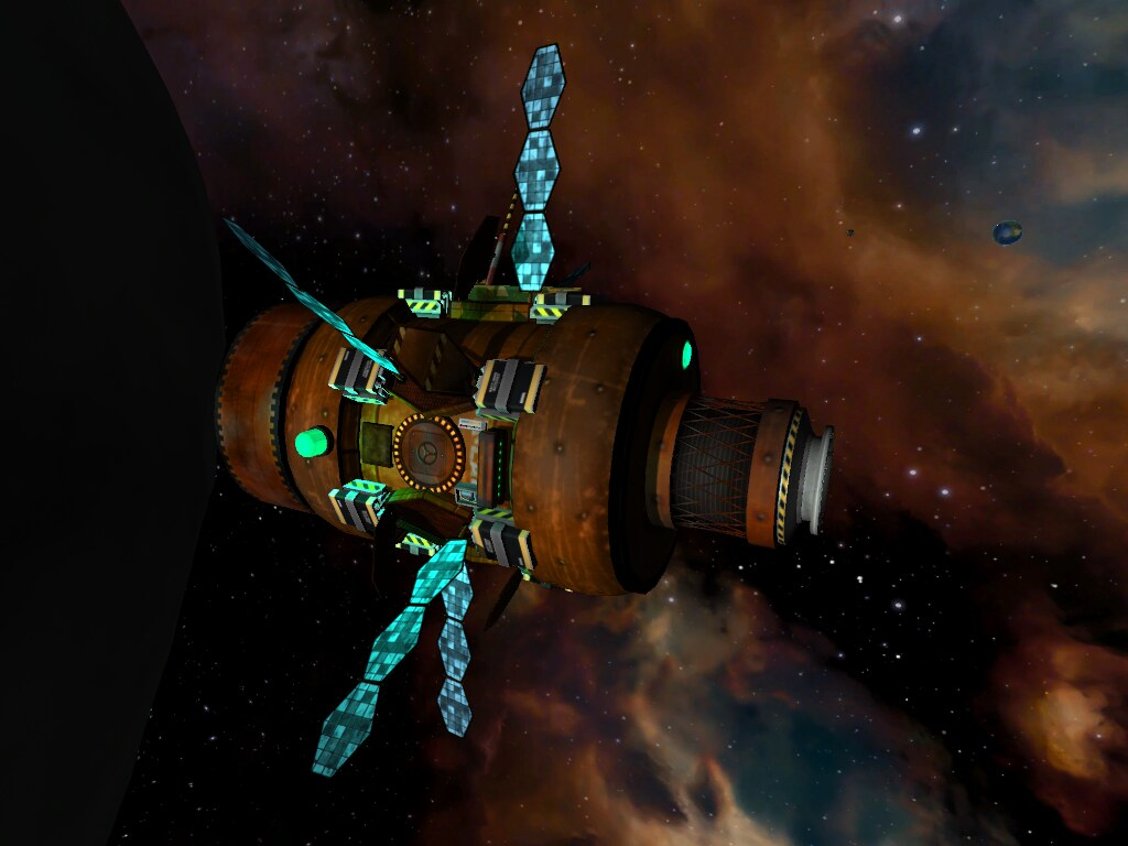 Mun Orbital Lab   KSP 1 2 2 + Rusty Star Rockets   Kordite   Flickr