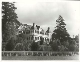 """Historic Places Trust Building: """"Alberton"""", Mt. Albert Road, Auckland"""