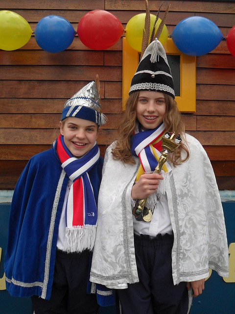 Optocht Stiphout 2017
