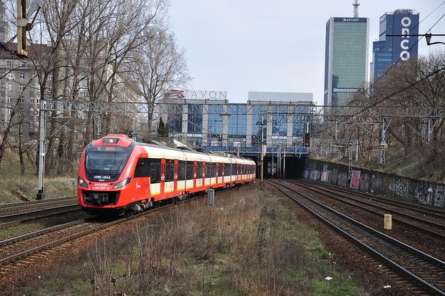 SKM 2 160 097, Warszawa Ochota, 22-03-2014