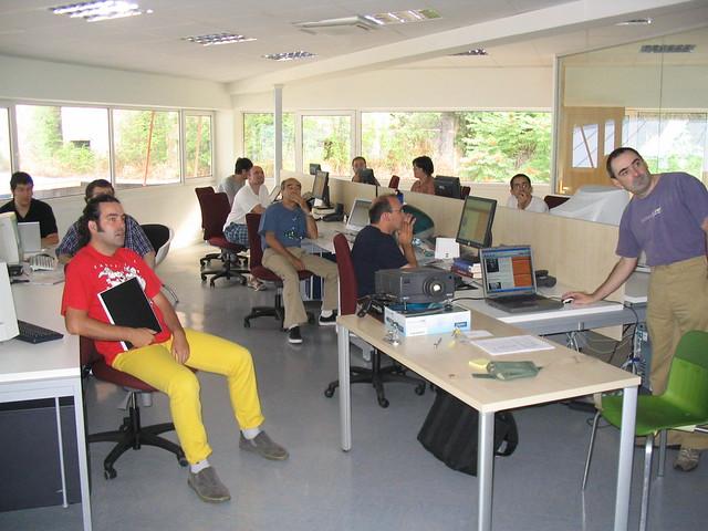 Eibar.org: blogarien ikastaroa. 2004ko uztaila.